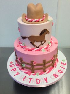 Birthday Cakes for Kids – Fluffy Thoughts Cakes | McLean, VA and ...