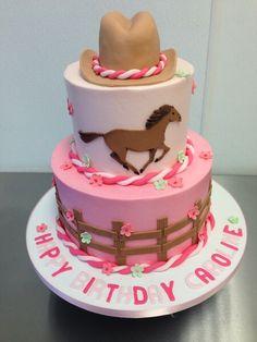Preciosa tarta para fiesta infantil. #torta #cumpleaños