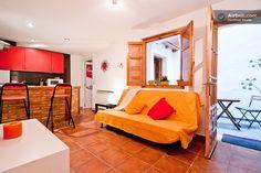 Garden apartment  i Madrid