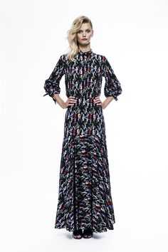 Christine Alcalay Spring Summer 2016 - Preorder now on Moda Operandi