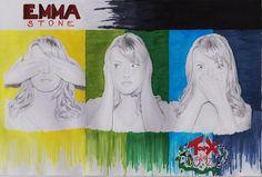 Emma Stone (fan art)