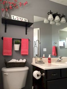 Beautiful Small Bathroom Remodel Ideas (26) #bathroomremodeling