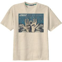 Retro The Chemical Brothers Electronica Punk Rock UK Band T-Shirt Tee Organic Cotton Vintage Look Size S M L