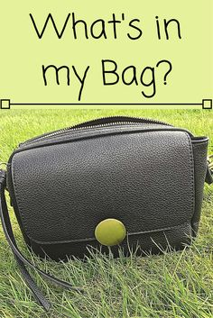 #whatsinmybag #handtas #schoudertas #bag #bags #sholderbag #C&A #fashion #fashionbag #blackbag