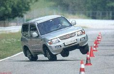 Mitsubishi Pajero GDI