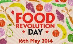 """No dia 16 de maio acontece mais uma edição do Food Revolution Day. Criado pelo Chef Jamie Oliver, o Dia da Revolução na Alimentação visa inspirar, educar e motivar pessoas a defenderem seu direito a uma alimentação autêntica e saudável. A iniciativa se propagou e desde 2011 eventos são promovidos no mundo todo. No ano...<br /><a class=""""more-link"""" href=""""https://catracalivre.com.br/geral/saude-bem-estar/indicacao/food-revolution-day-sera-promovido-mundialmente-em-16-de-maio/"""">Continue lendo…"""