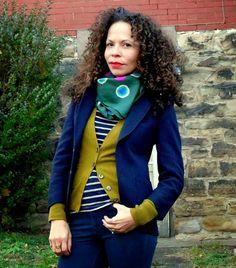#lagelle #pittsburgh #naturalhair #fashion #style #vintage #thrifting #secondhand #curls #jcrew #ysl #pierrecardin Lagelle, the Art of accessorizing......... http://blog.lagelle.com