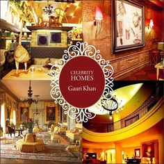 #GauriKhan Discovered Her Passion For Interior Design When She Began  Decorating The Sea Facing Heritage Bungalow, #Mannat That She Lives In!