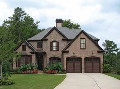 Eplans European House Plan - Two Story Foyer Features Luxurious Wrapping Staircase - 3149 Square Feet and 4 Bedrooms(s) from Eplans - House Plan Code HWEPL70435