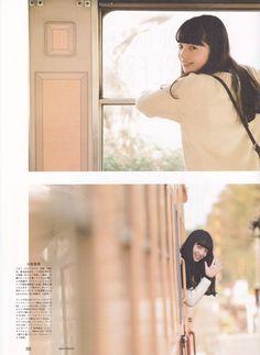 ♡ :: 코마츠 나나 POPEYE 2015년 1월호 Aesthetic Japan, Aesthetic People, Nana Komatsu, Cute Poses, Japan Photo, Japan Girl, Jiyong, Japanese Models, Female Poses