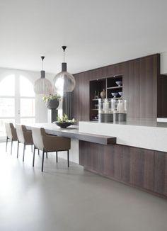 cocinas minimalistas Isla Cocina Moderna 7dff0c175314