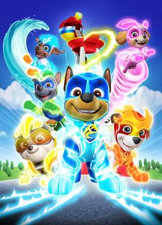 Paw Patrol Pups, Bolo Do Paw Patrol, Los Paw Patrol, Paw Patrol Cake, Paw Patrol Party, Paw Patrol Birthday, Monster Truck Coloring Pages, Paw Patrol Coloring Pages, Imprimibles Toy Story Gratis
