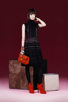 Women's Ready-to-Wear and Furwear - Zoom Look 18 - Fall/Winter 2013-14 Collection | Fendi