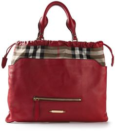 Burberry 'The Big Crush' tote