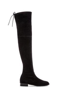 454c8530eaf Stuart Weitzman Lowland Boot in Black