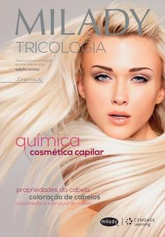"""Cover of """"Milady Tricologia"""" Hair, Cover, Hair Coloring, Curly Bob Hair, Transitioning Hair, Curls, Hairdressers, Concept, Author"""