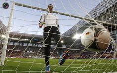 Neuer Euro 2012: Denmark vs Germany