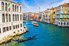 Everyone should visit Venice once in their life.