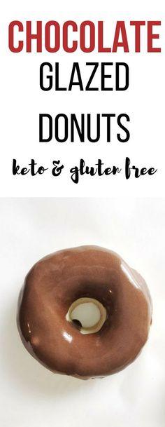 This keto donut reci