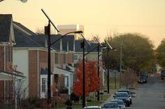 Richmond home developer installs LED-based solar street lighting Click here:   http://www.rakeinme.com/led-lighting-products-c-404/