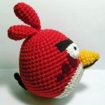 Angry Birds Amigurumi Pattern. FREE PATTERN 5/14.