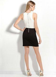 Gostei deste produto do Portal Posthaus! Vestido Colcci Tubinho