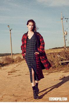 한없이 사랑스럽다가 한없이 신비로운 그녀 | 코스모폴리탄 (Cosmopolitan Korea)