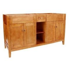 Foremost Tria6022d Exhibit 60 Vanity Cabinet Only Rich Cinnamon At Plumbersurplus