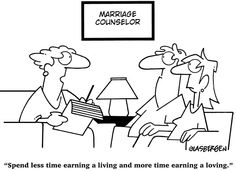 Very Funny Joke on ex-wife. Funny jokes on marriage and the relationship with a meaning full marriage counseling cartoon.   Funny Jokes on bankruptcy, Inspirational Story on Business, Motivational article on Confidence, Interesting Joke by a mental Patient, Work Quotes, Consumer Confidence Humor Cartoon