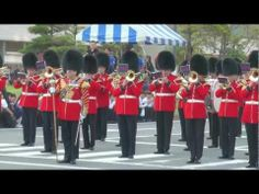 The Coldstream Guards in Hinode, Japan 浦安復興祭 Marching Bands, Relax, Japan, Spaces, Music, Youtube, Beautiful, Okinawa Japan, Japanese Dishes