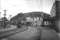 Mt Eden Road, Auckland Photo Time, My Family History, Auckland, Historical Photos, Kiwi, New Zealand, Past, 1950s, The Neighbourhood