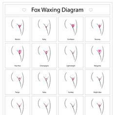 Pics of waxed vagina styles