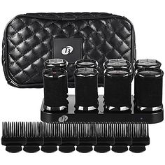 Just purchased these! Great reviews!  -T3 Voluminous Hot Roller Set from Sephora $99.00
