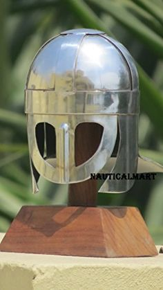 Knights Helmet, Viking Helmet, Larp Armor, Medieval Armor, Ultimate Collection, Norman, Inventions, Vikings, Weapons