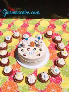 Rabbid Invasion Cake By Givemeacake Customized At Edison Nj Contact Email Sshennycgmail