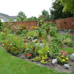 Get Busy Gardening!: Seeds, seeds everywhere Great article about harvesting your own seeds