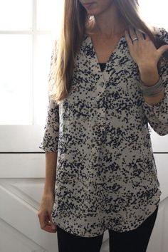 Love this shirt! May need it in smaller size if really flowy