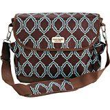 Timi & Leslie Sahara Messenger Diaper Bag