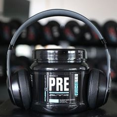 PRE IN - BEATS ON  #booster #preworkout #preworkoutbooster #fitnessmagnet #beastmode #on #beats #workout #gym #bodybuilding