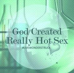 The 40-Day Bible Reading Challenge: God Created Really Hot Sex