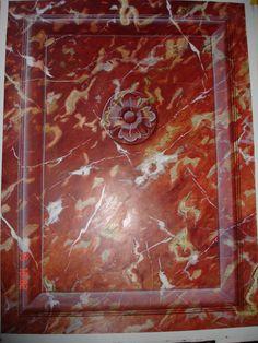 https://flic.kr/p/vKBFrN | faux marbre en meubelrestauratie 55 2012-01-19