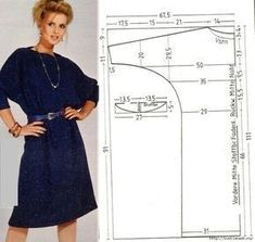 Sade hos güzel bir elbise boyunu uzatarakta uzun elbise olur 👚👗😍 A simple nice dress would be a long dress by extending your neck 👚👗😍 # quoted shared for inspiration Dress Sewing Patterns, Sewing Patterns Free, Free Sewing, Clothing Patterns, Pattern Dress, Free Pattern, Skirt Sewing, Pattern Sewing, Sewing Clothes Women