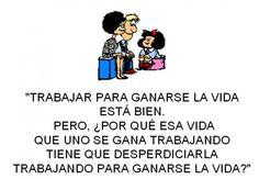 Filosofía Mafalda...
