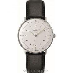 Men's Junghans max bill Automatic Watch (027/3500.00) - WATCH SHOP.com™