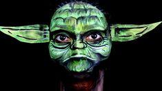 Star Wars The Force Awakens Yoda Makeup