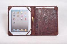handmade ipad 2 case leather $69.00