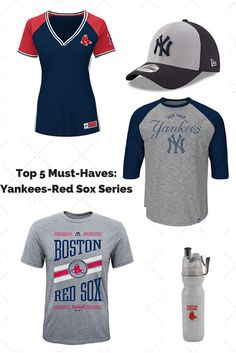 ec059fc30e10a Whether your favorite baseball team is the Red Sox, Yankees, or Mets, check  out the sports apparel at Bob's Stores.