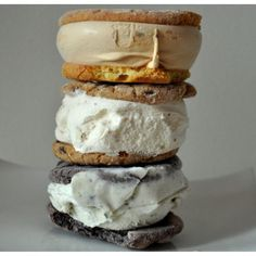 Coolhaus Ice Cream Sandwiches - available for home delivery! Then again I could just stay at home...