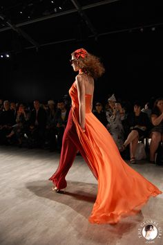 2015 NEW YORK RUNWAY | New York Fashion Week Spring Summer 2015: Front Row with The Global ...