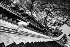 Men's Ski Jump. Rosa Khutor, Russia, February 2014.  Inquire about this image
